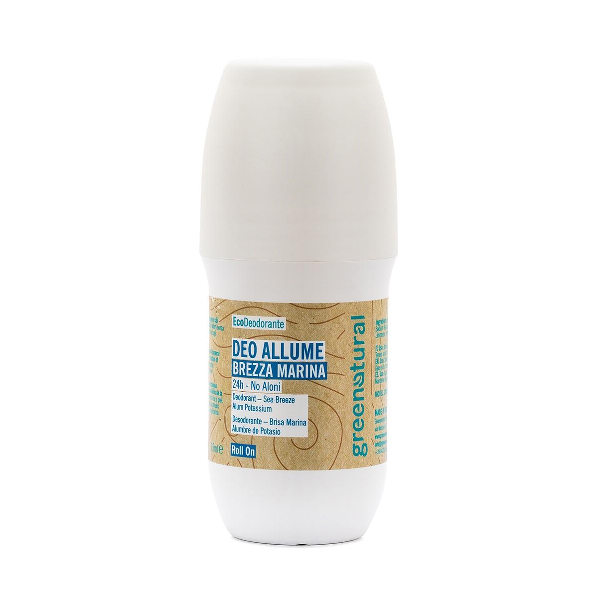 Eco Deodorante Roll On Brezza Marina