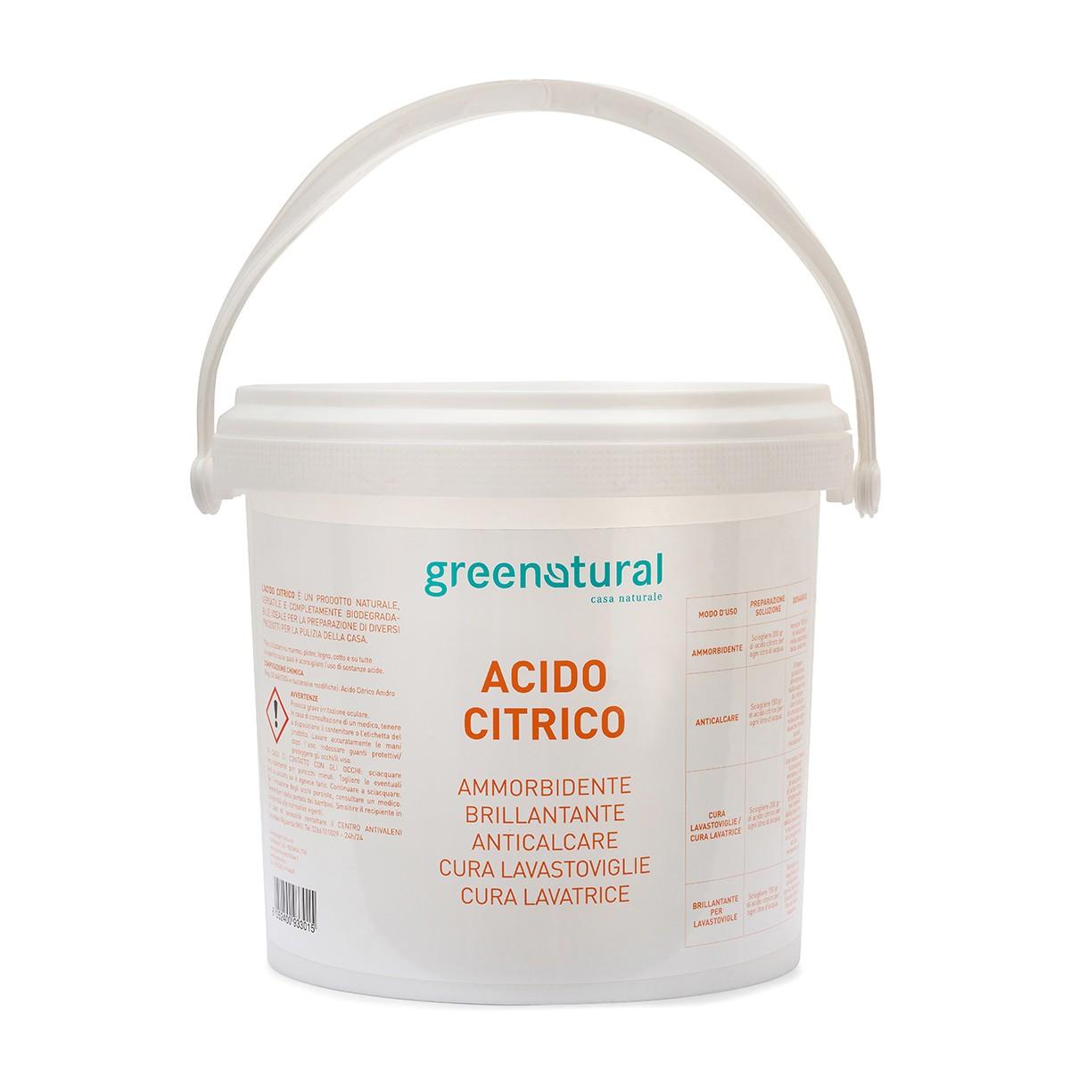 Acido Citrico 500 G