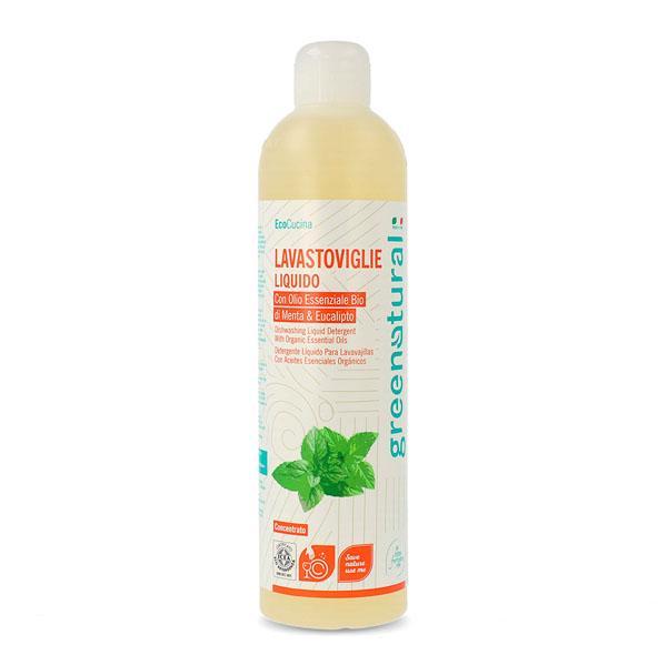 Bio Detergente Lavastoviglie Menta & Eucalipto
