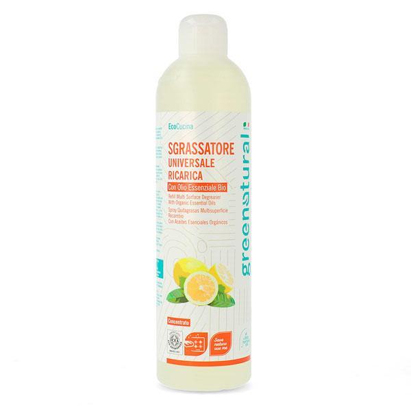 Ricarica Bio Detergente Sgrassatore Limone & Tea Tree