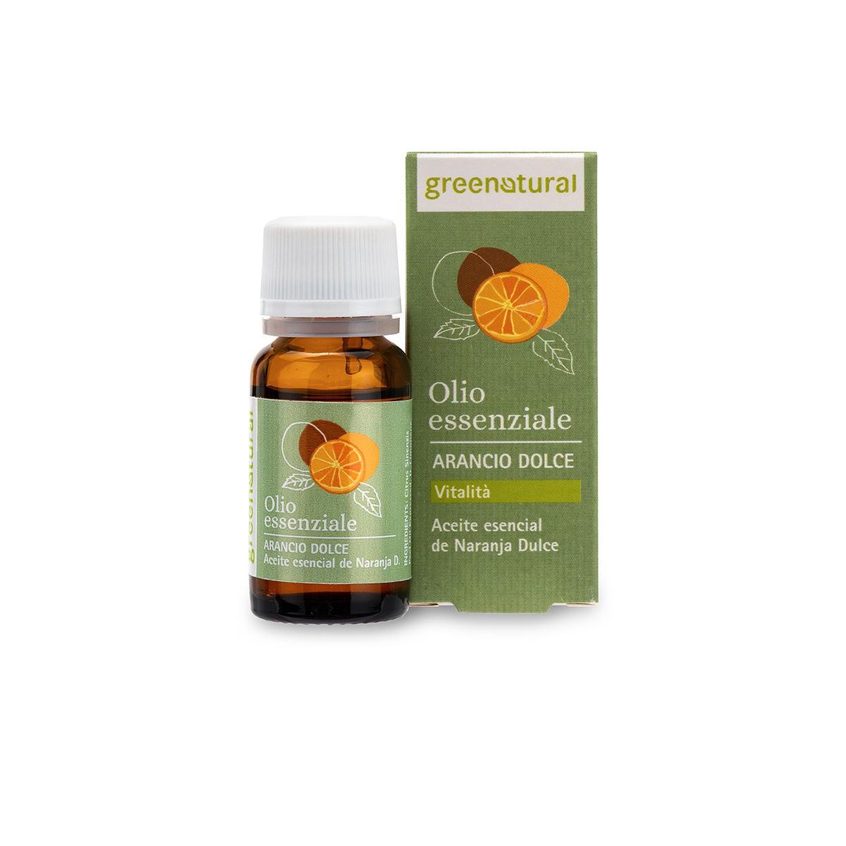 Olio Essenziale Arancio Dolce - 10 Ml