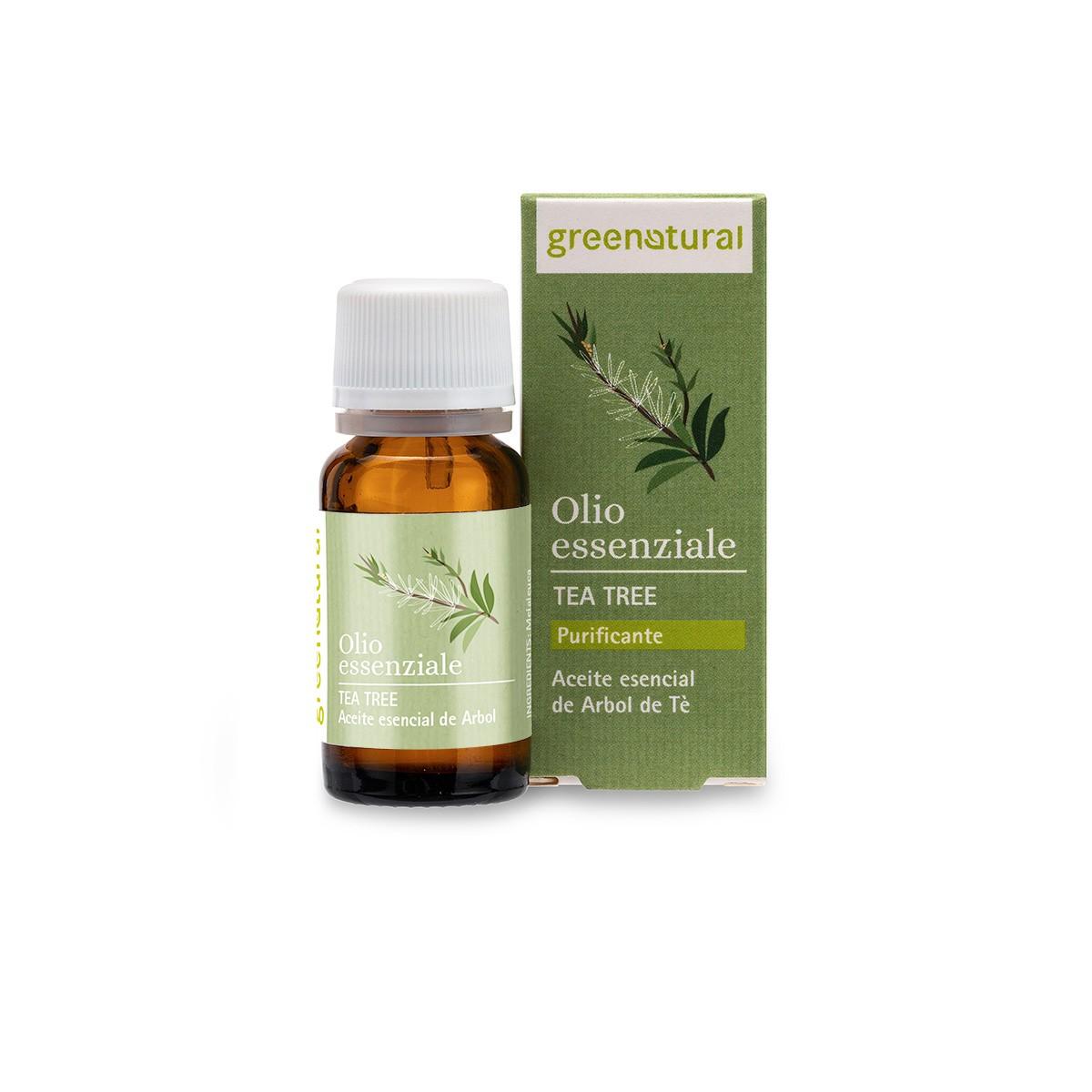 Olio Essenziale Tea Tree - 10 Ml
