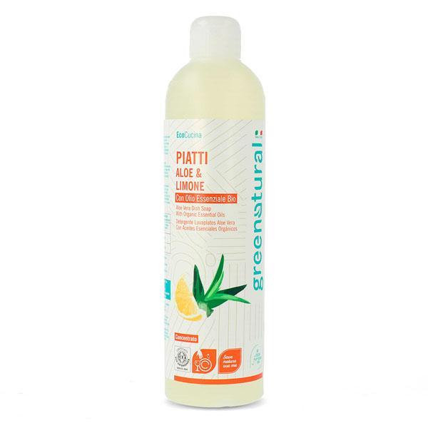 Bio Detergente Piatti E Stoviglie All'aloe & Limone