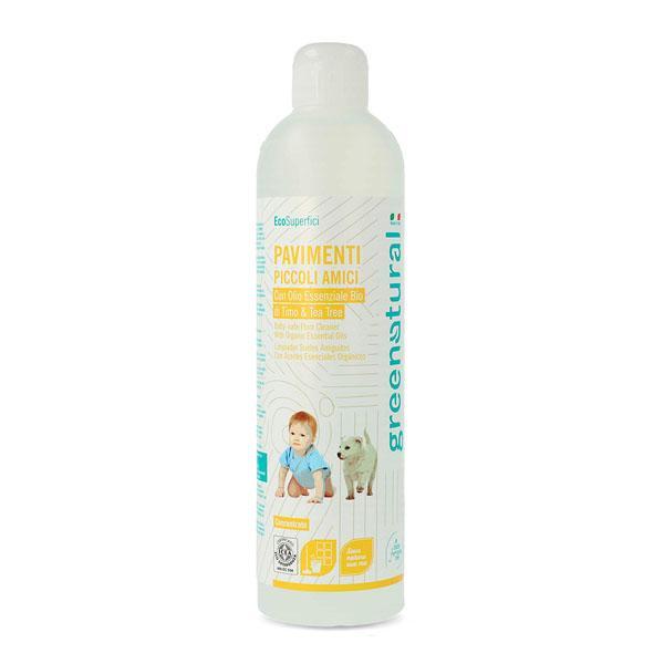 Bio Detergente Pavimenti Al Timo, Tea Tree & Lavanda