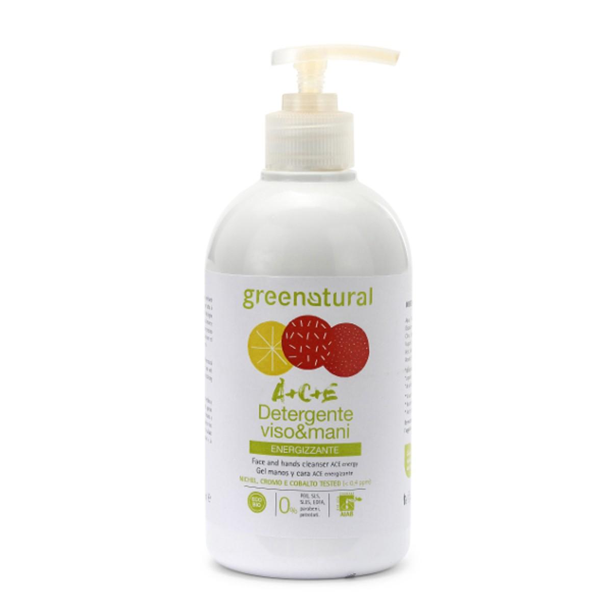 Detergente Mani E Viso Multivitamine A+c+e - 500 Ml