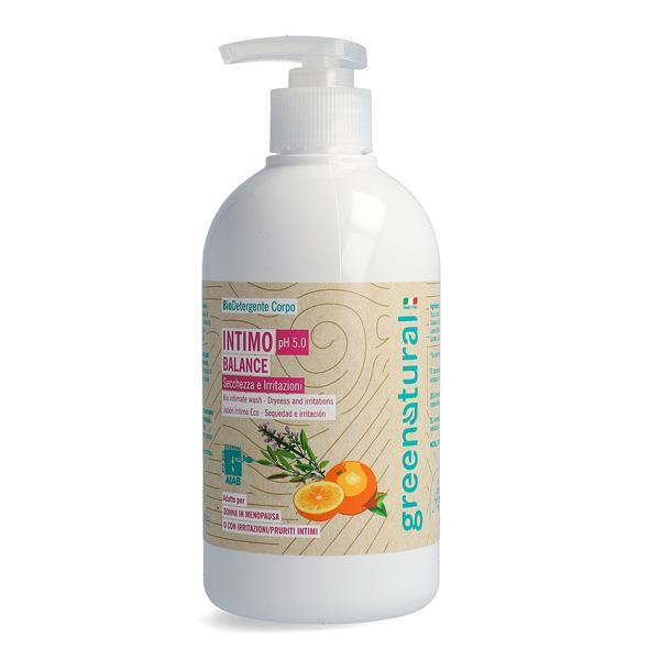 Bio Detergente Intimo Balance  Ph 5,0