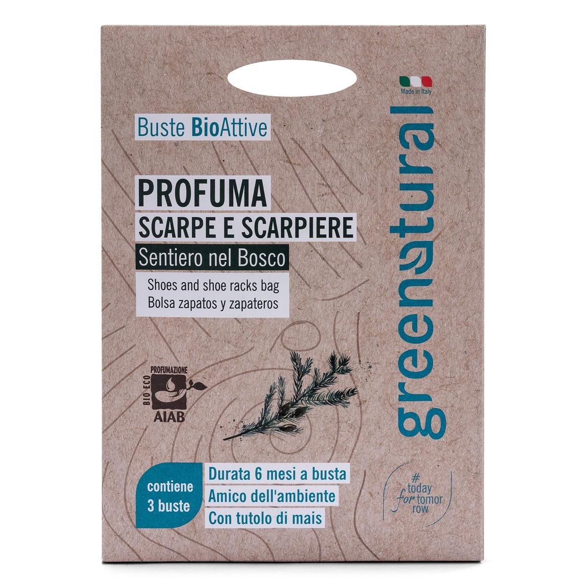 Buste Bioattive Profuma Scarpe & Scarpiere