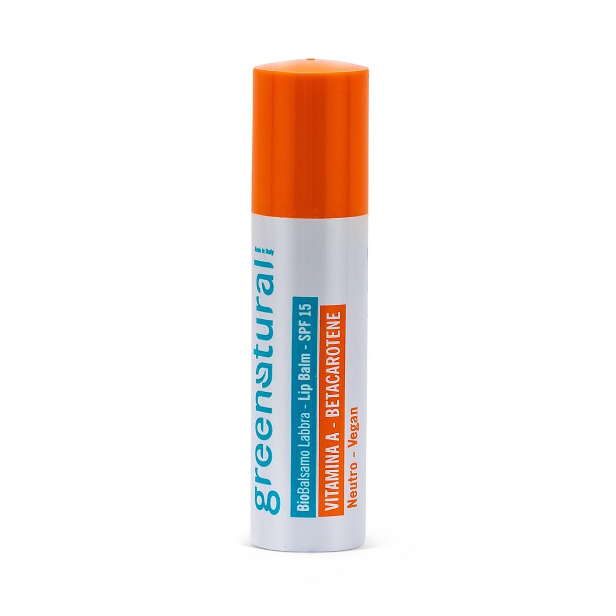 Balsamo Labbra Stick Alla Vitamina A – Spf 15