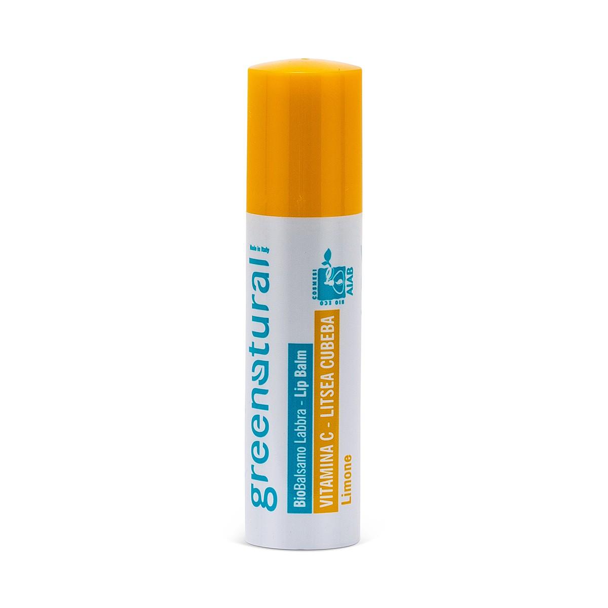 Balsamo Labbra Stick Alla Vitamina C – Giovinezza