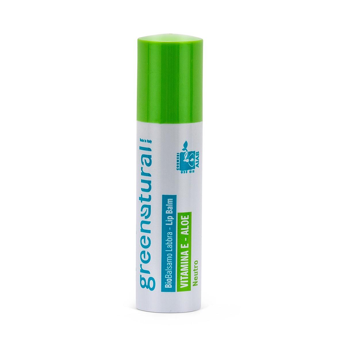 Balsamo Labbra Stick  Alla Vitamina E – Protezione