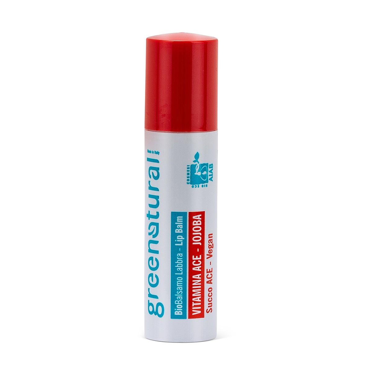 Balsamo Labbra Stick  Alle Vitamine A+c+e – Nutrimento