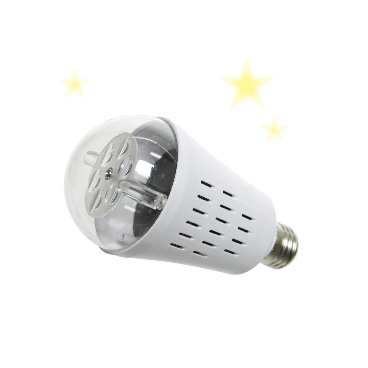 Lampada Proietta Stelle E27