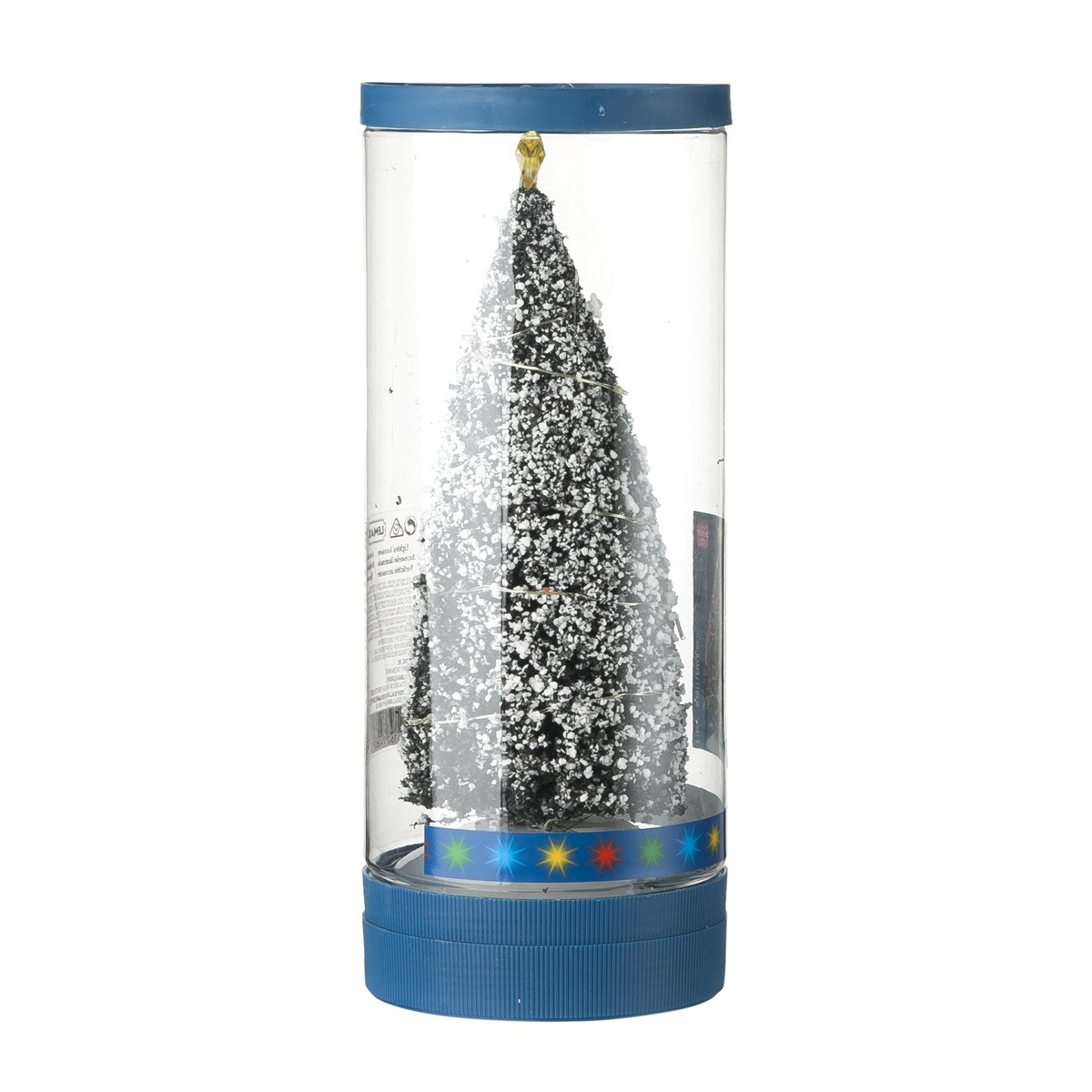 Lemax Albero Di Natale Multicolore Grande