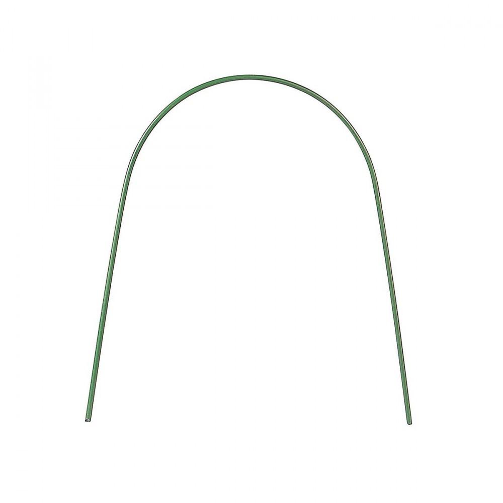 Arco In Acciaio Plastificato Verde, Studiato Per Durare A Lungo E Di Facile Utilizzo.
