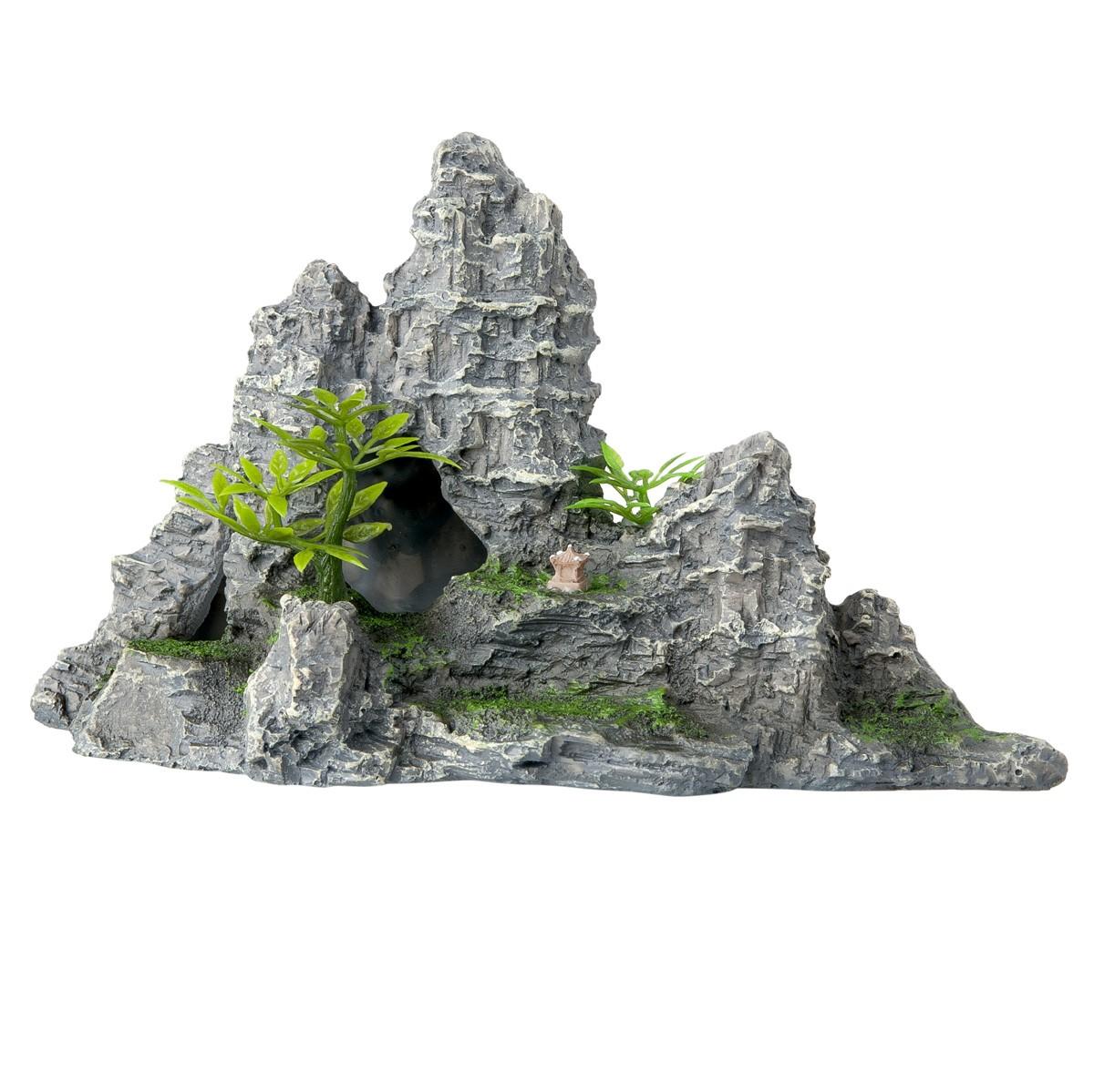 Decorazione Per Acquari Montagna Rocciosa