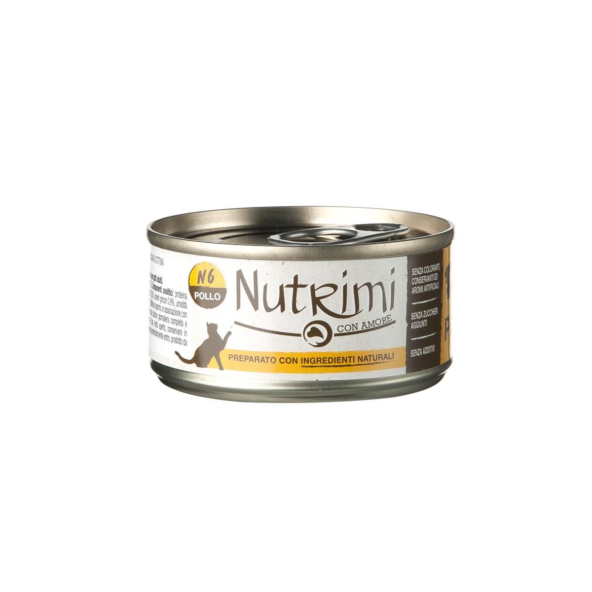 Nutrimi Natural Al Pollo