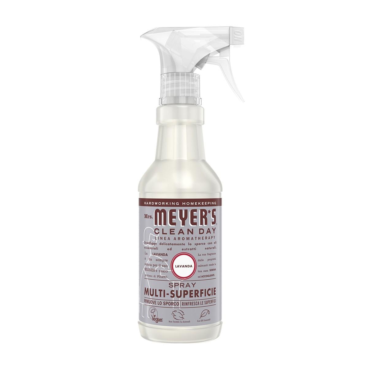Mrs Meyer's Spray Detergente Lavanda