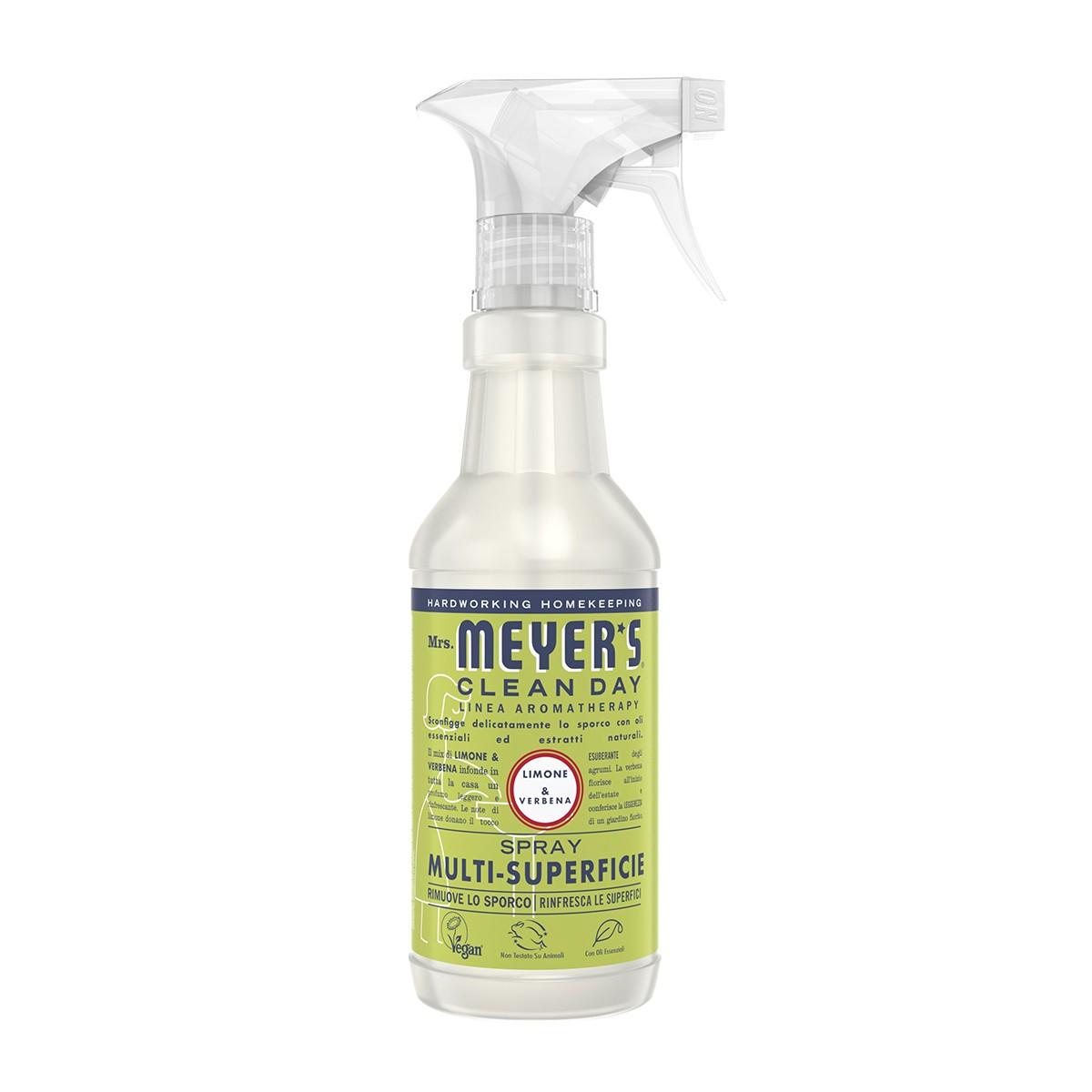 Mrs Meyer's Spray Detergente Limone & Verbena