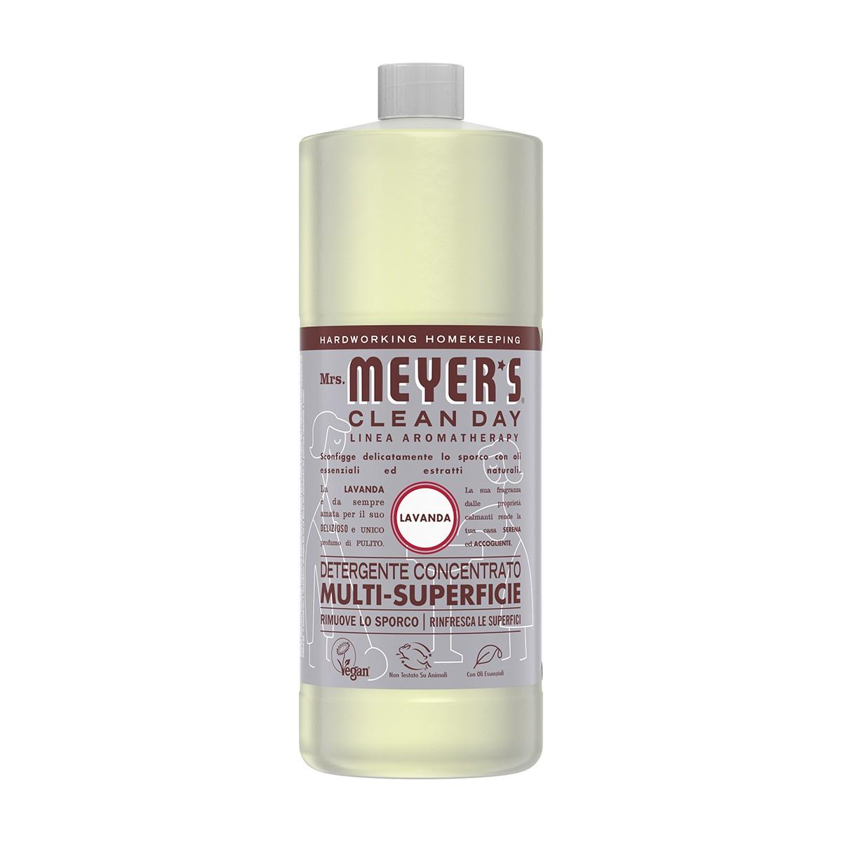 Mrs Meyer's Detergente Concentrato Lavanda
