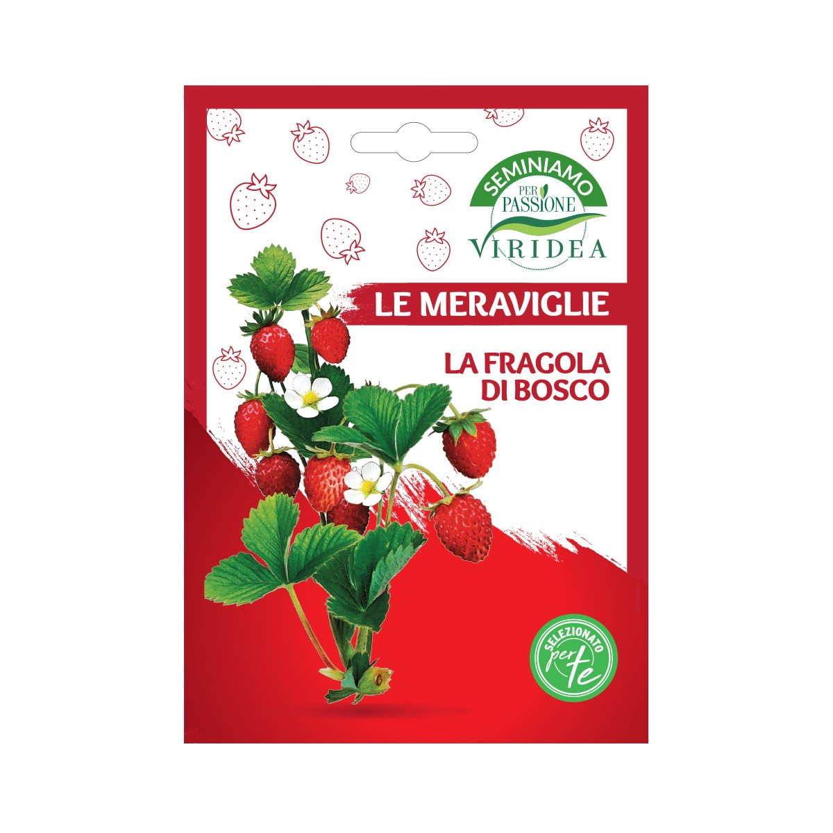 Semi Fragola Di Bosco Viridea