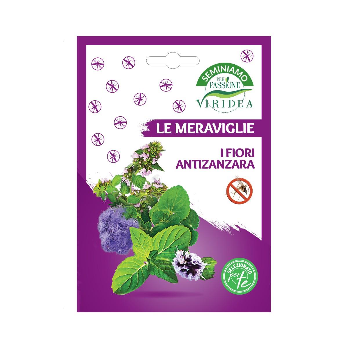 Semi Fiori Antizanzara Viridea