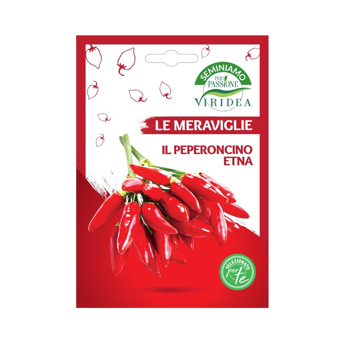 Semi Peperoncino Etna Viridea