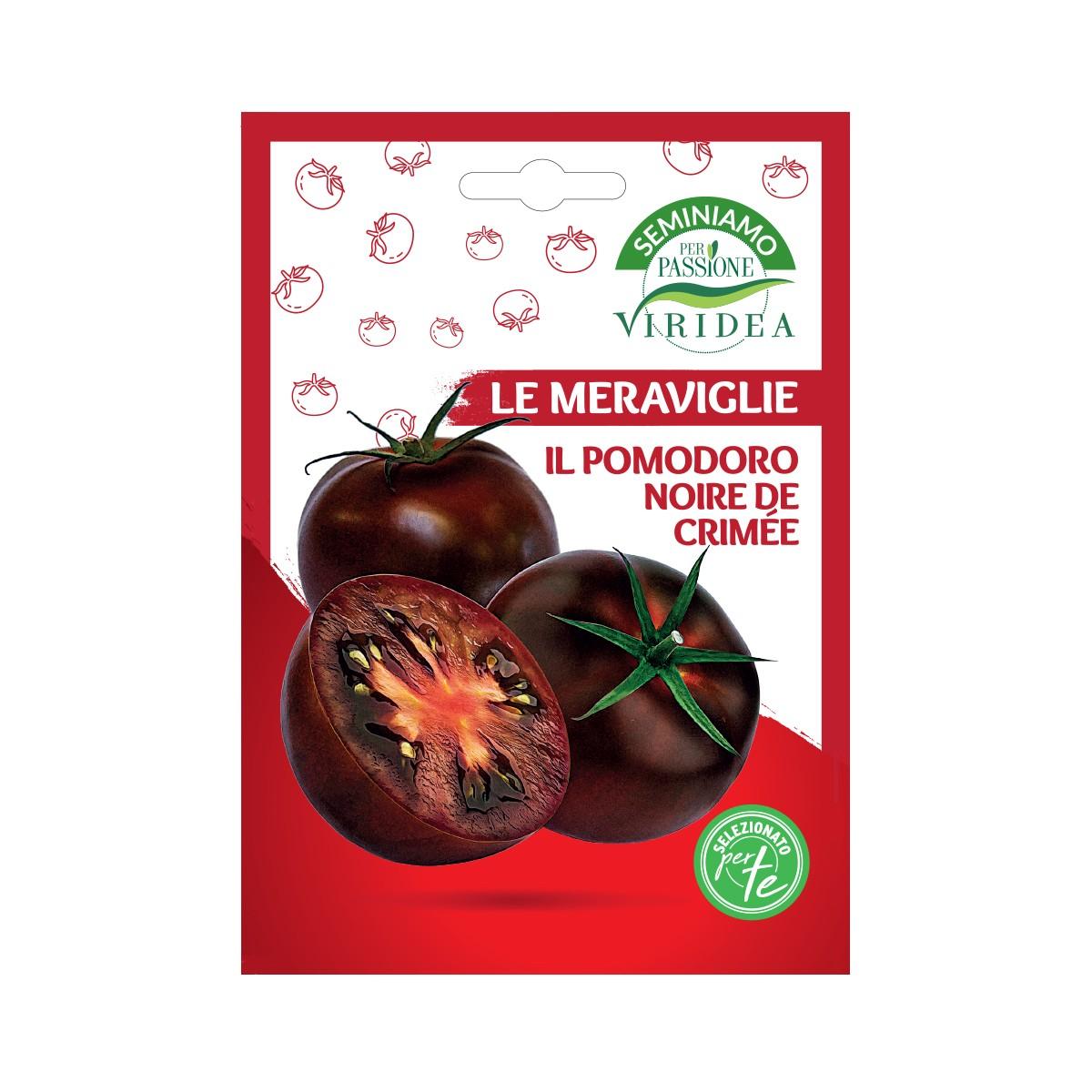 Semi Pomodoro Noire De CrimÉe Viridea