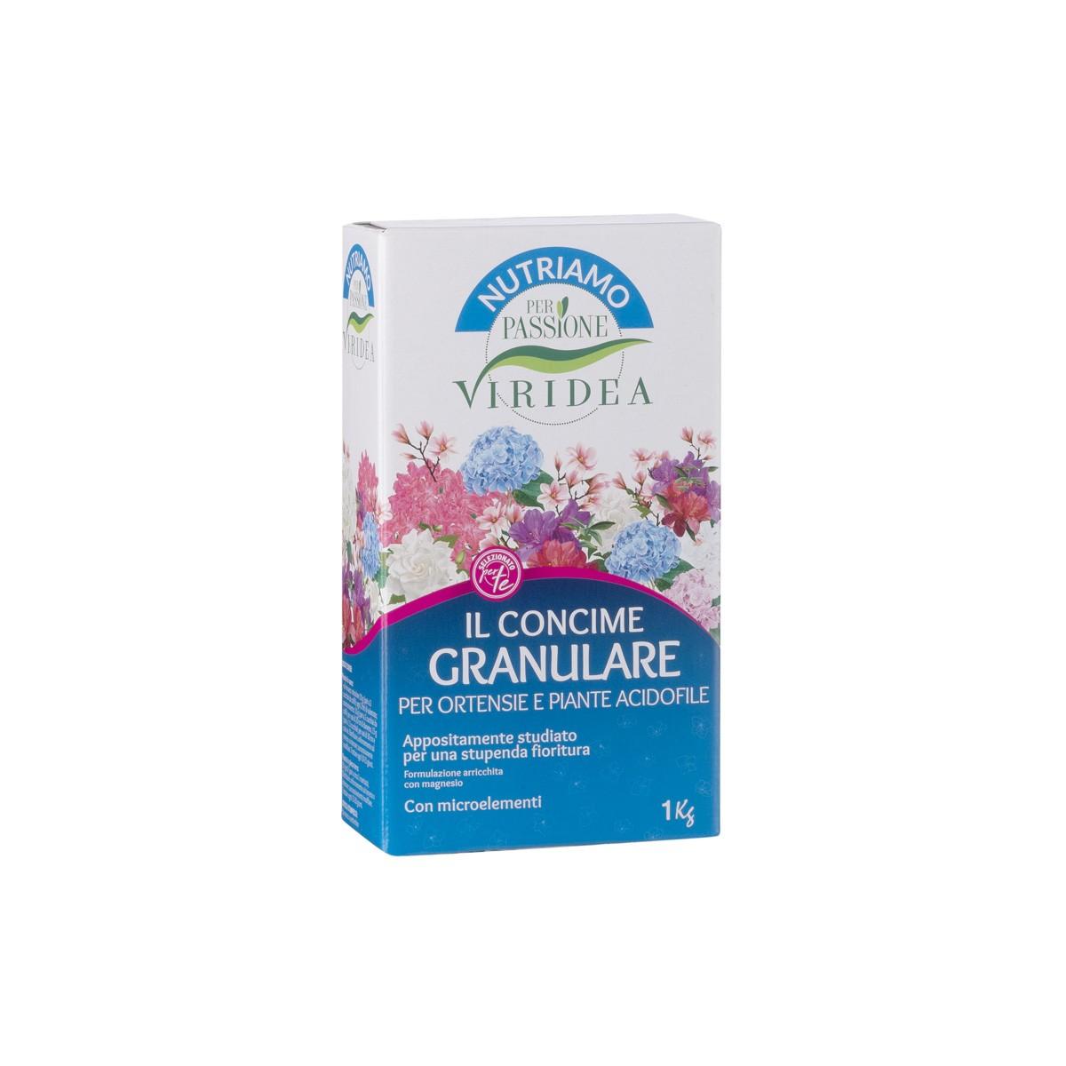 Concime Per Ortensie Viridea 1 Kg