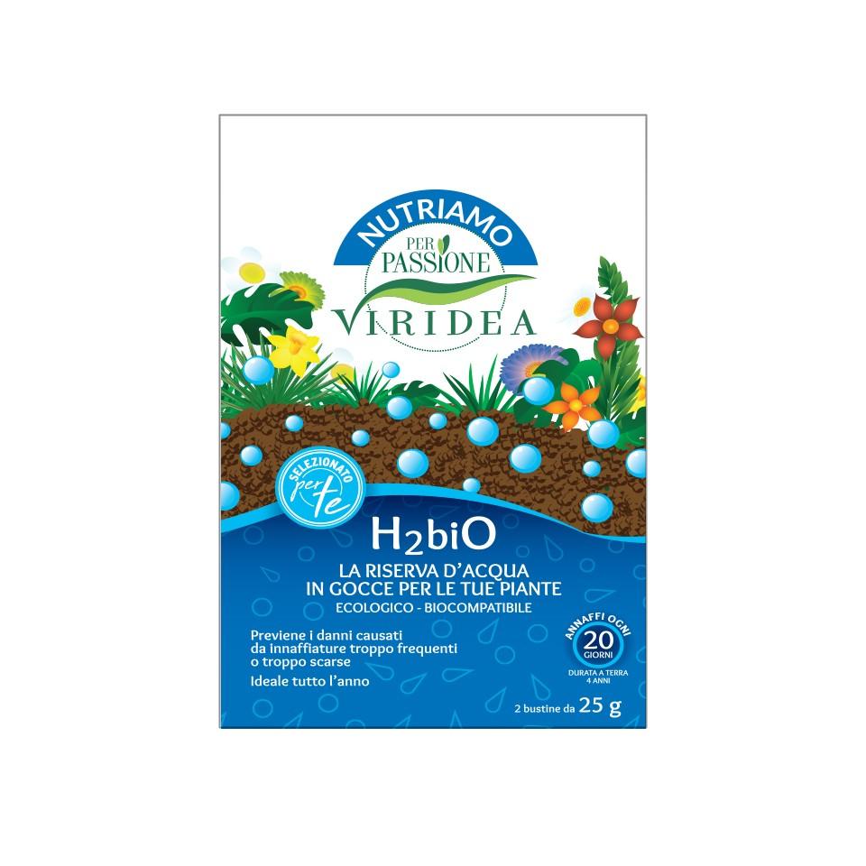 Riserva D'acqua In Gocce Per Piante H2bio Viridea