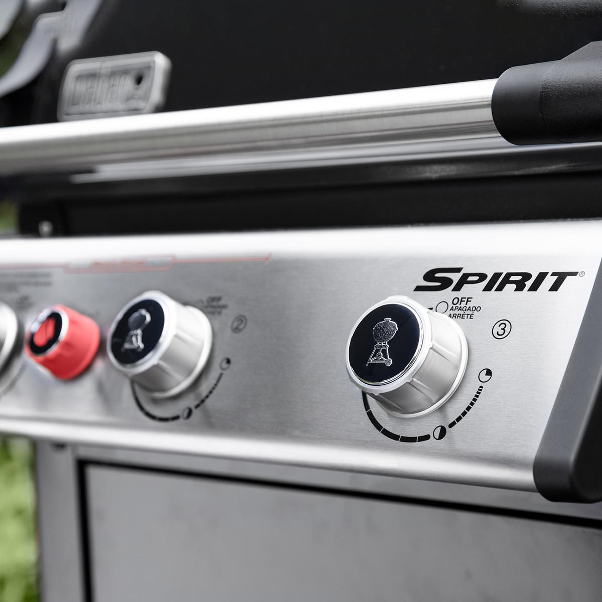 Barbecue Smart Spirit Epx-325s Gbs Barbecue A Gas