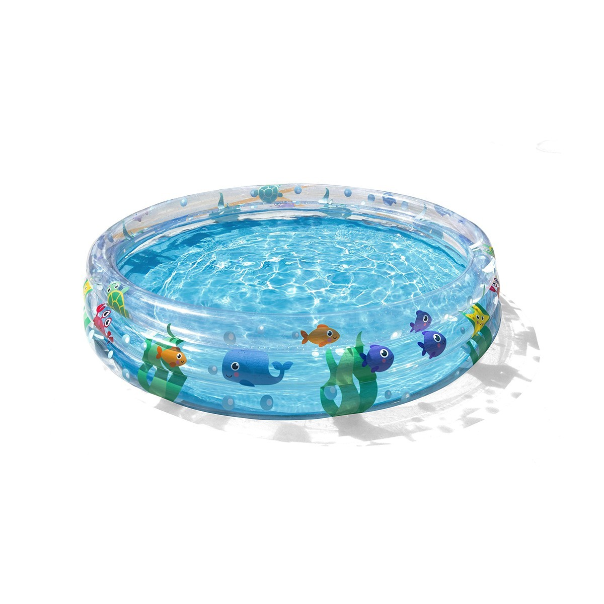 Bestway Piscina Deep Dive A 3 Anelli 183 Cm