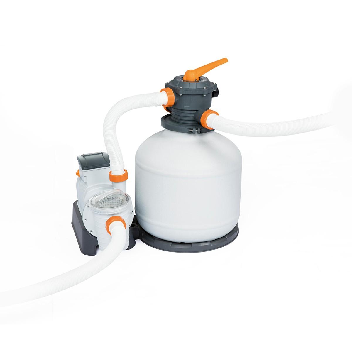Bestway Filtro A Sabbia Flowclear Da 11.355l/h