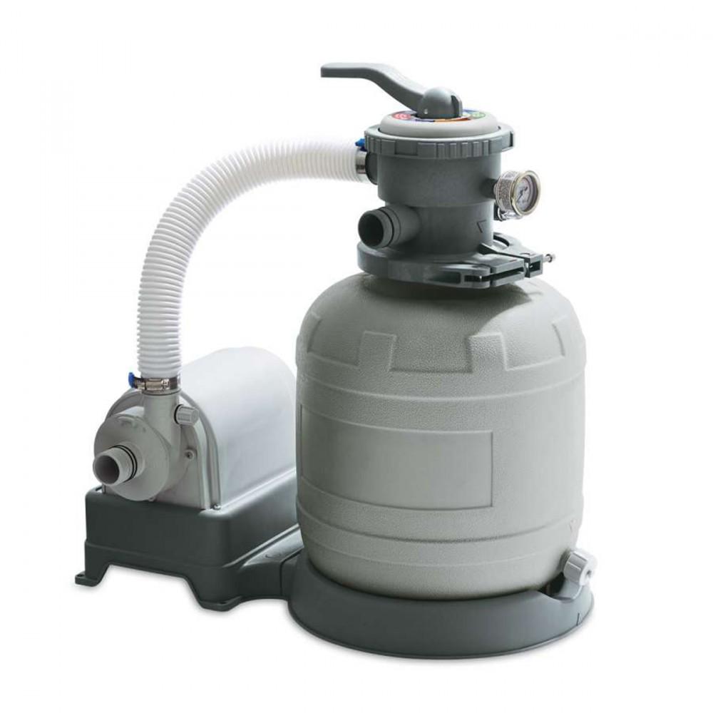 Filtro A Sabbia, Altamente Performante Ed Efficiente, Per Avere La Massima Efficacia Nel Pulire E Depureare L'acqua Della Tua Piscina.