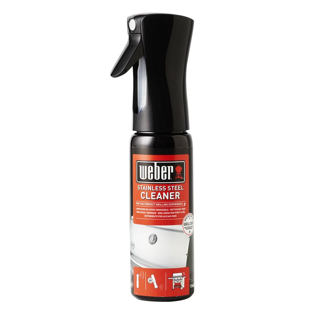 Weber Detergente Per Acciaio Inox
