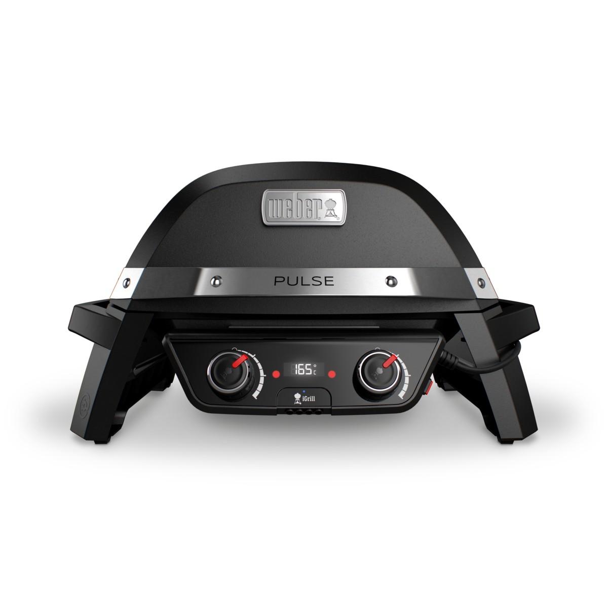 Weber Barbecue Elettrico Pulse 2000 Black