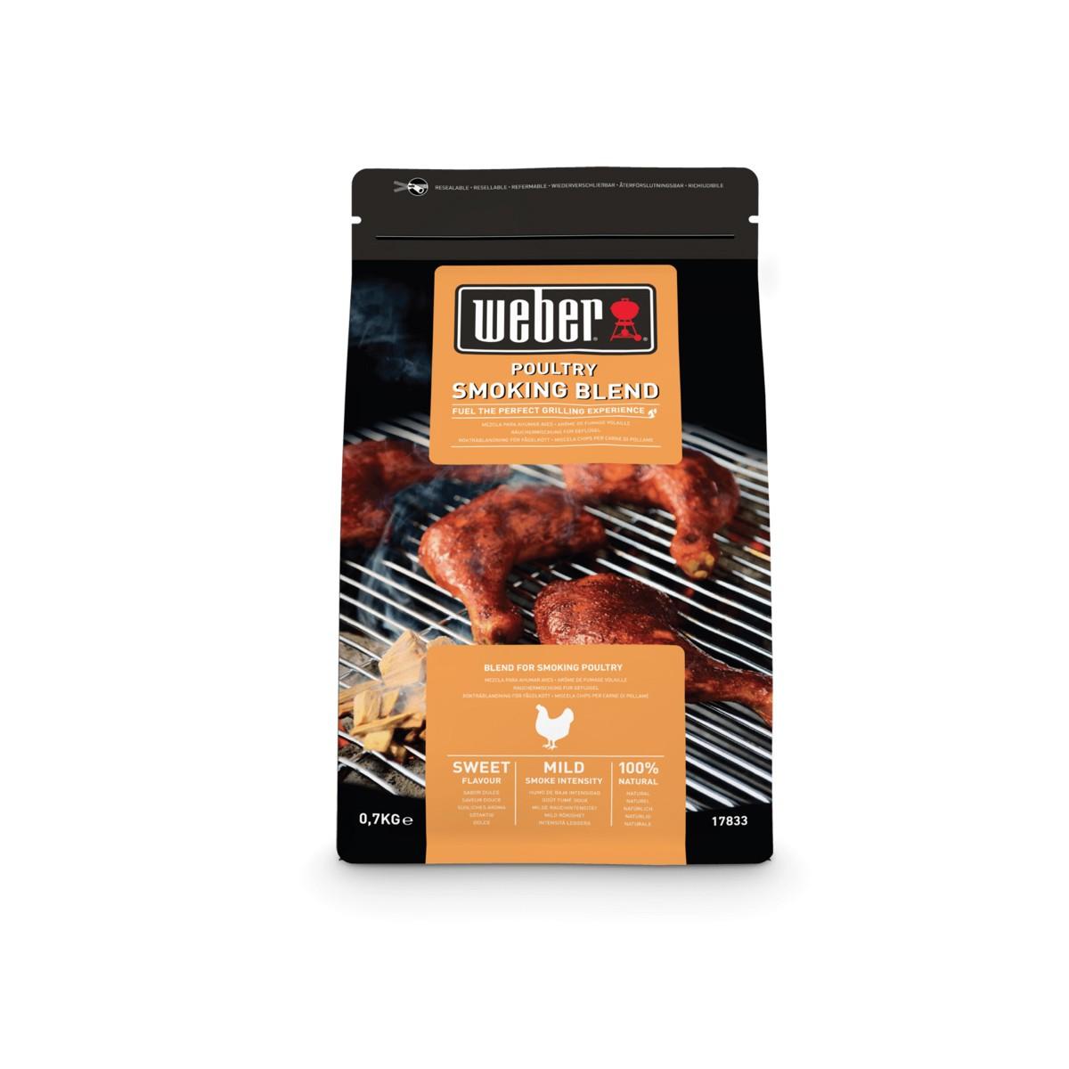 Weber Miscela Per L'affumicatura Della Carne Pollame