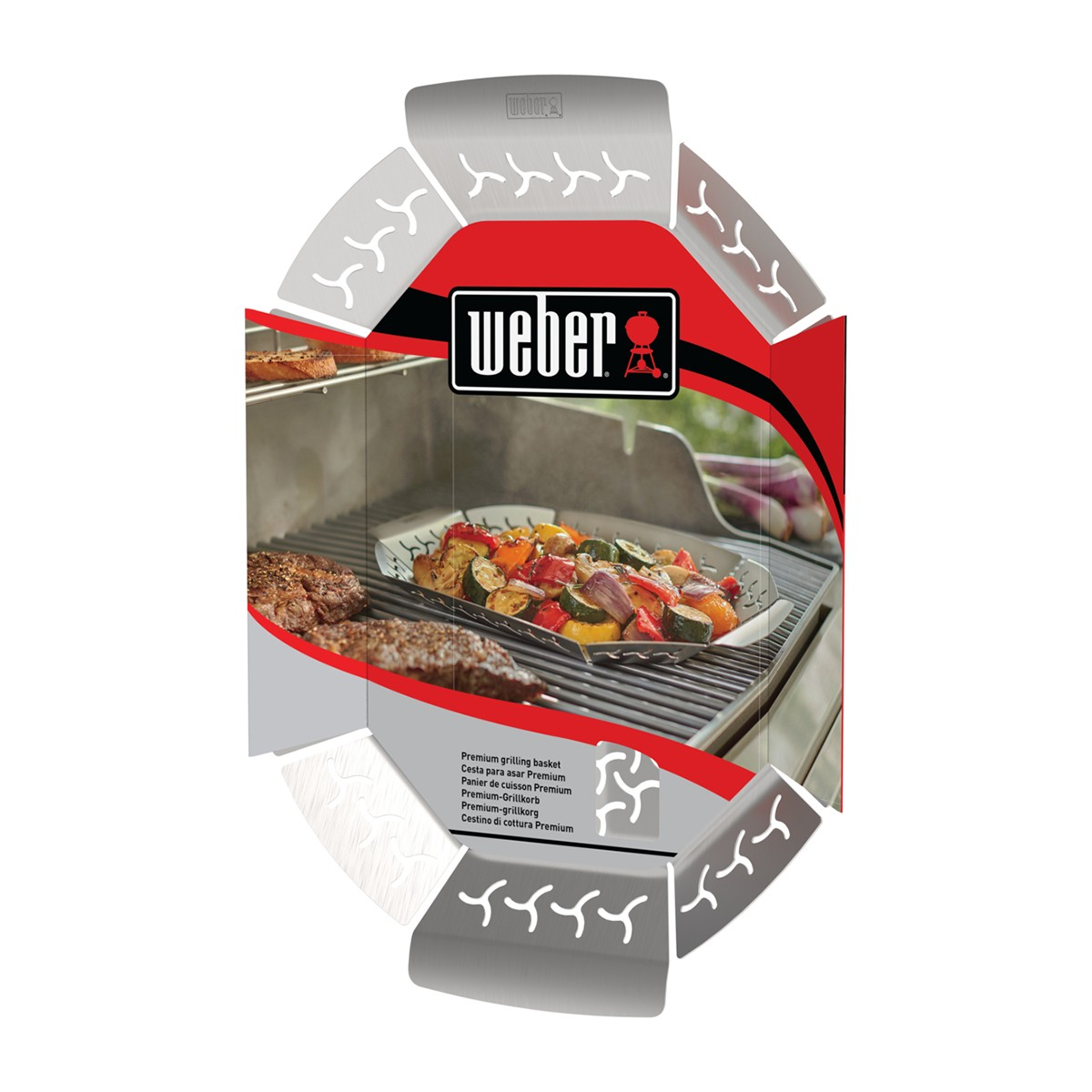 Weber Vassoio Per La Cottura Premium Grande