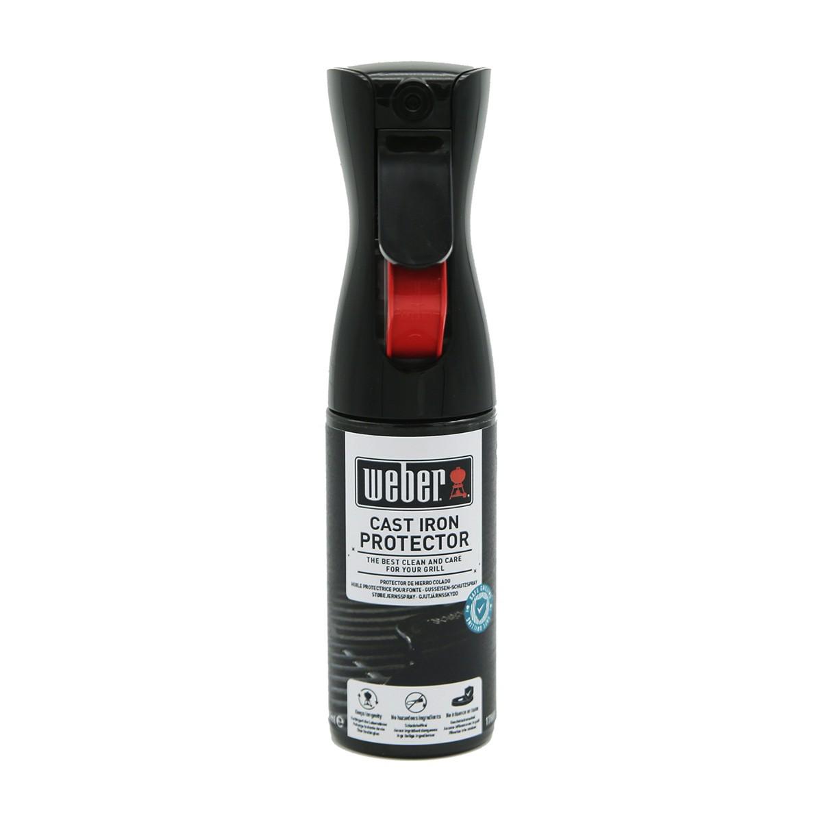 Weber Spray Protettivo Per Ghisa