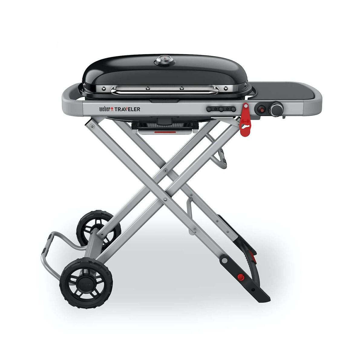Weber Barbecue A Gas Traveler