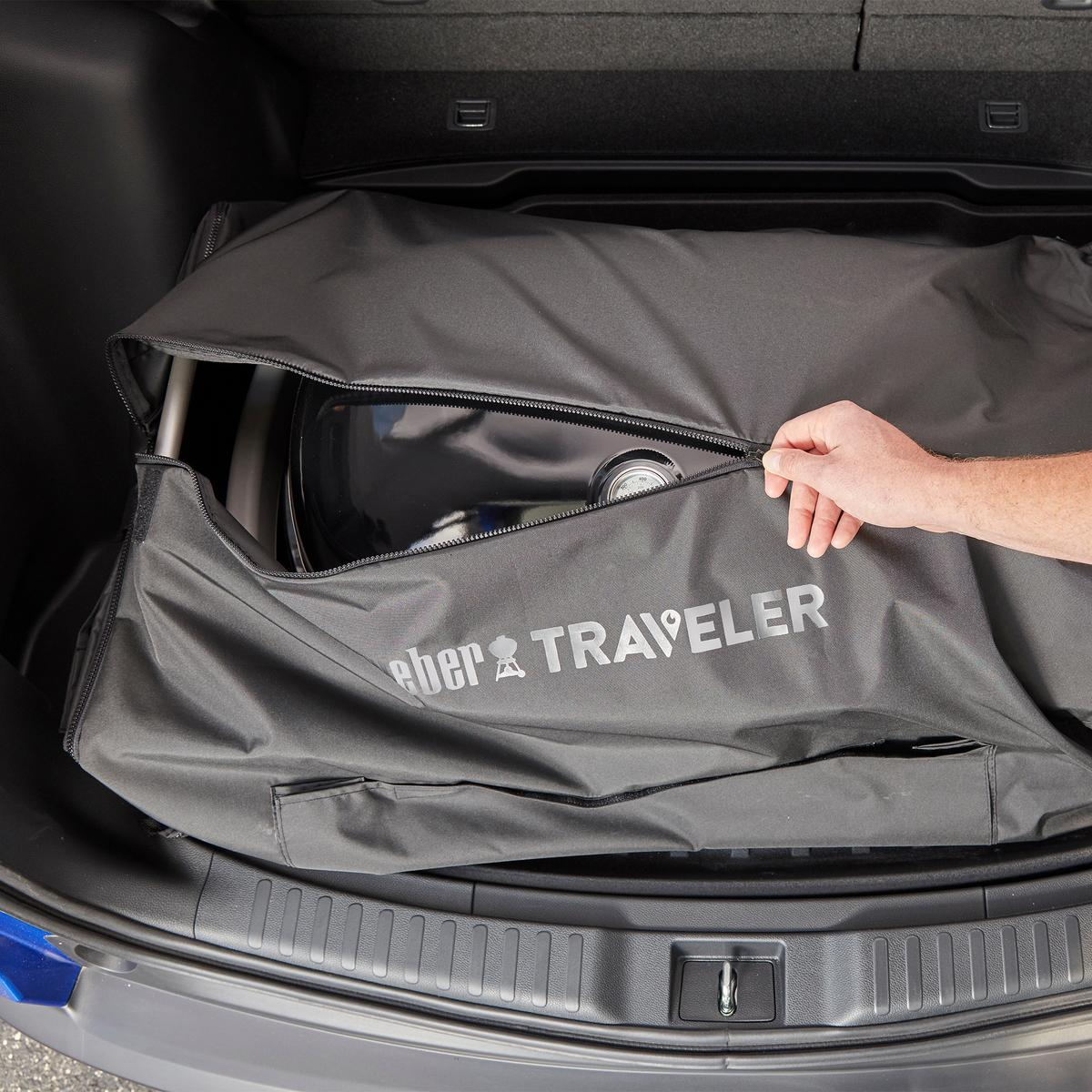 Weber Custodia Per Barbecue Traveler